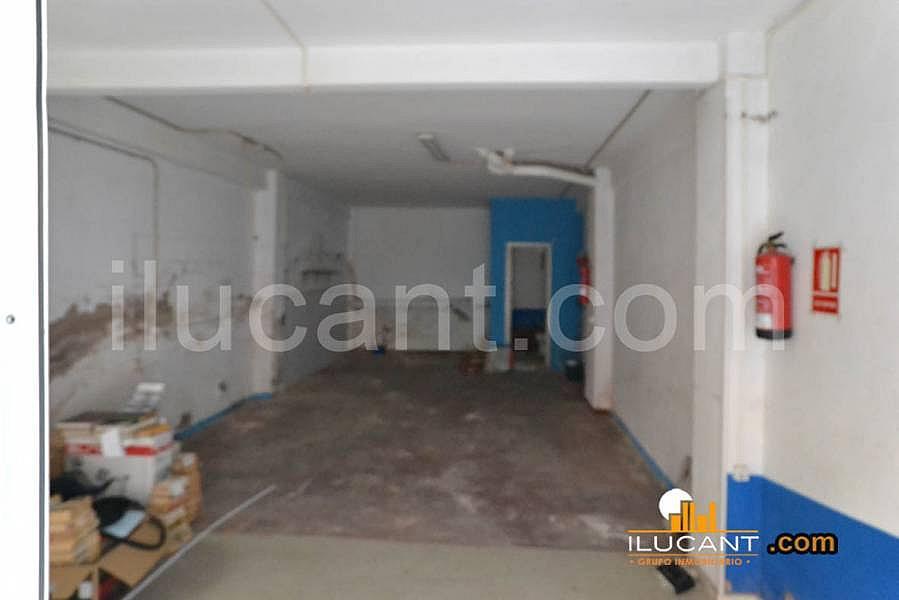 Foto - Local comercial en alquiler en Carolinas Altas en Alicante/Alacant - 309762709