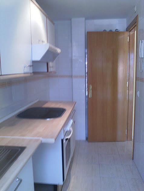 Cocina - Dúplex en alquiler en plaza Constitución, Alpedrete - 331030896