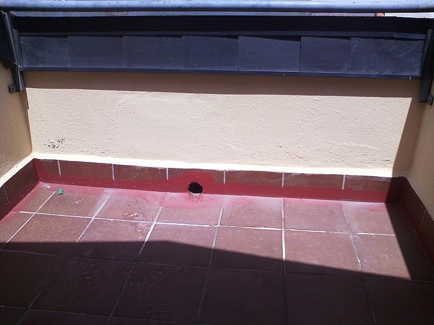 Terraza - Dúplex en alquiler en plaza Constitución, Alpedrete - 331030917