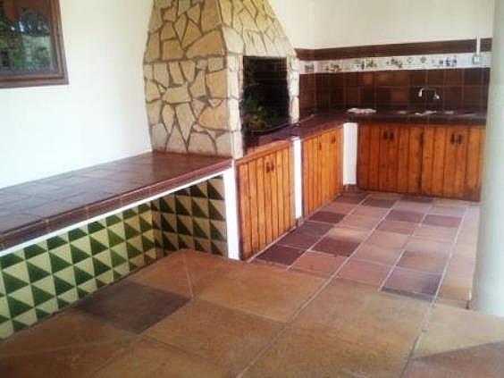 Zona barbacoa - Casa en alquiler en Riells i Viabrea - 258367027