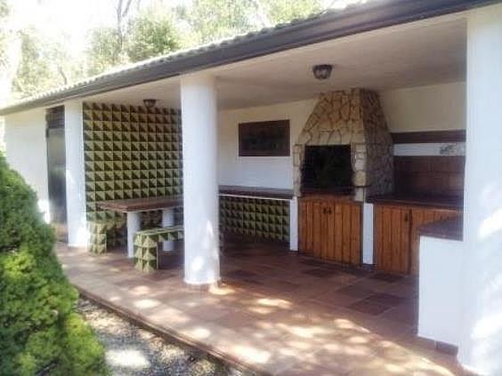 Zona barbacoa - Casa en alquiler en Riells i Viabrea - 258367030