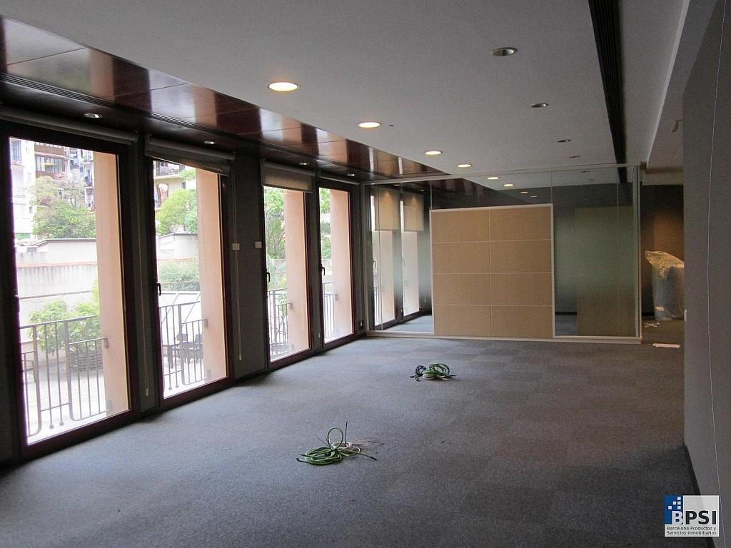 Oficina en alquiler en Eixample dreta en Barcelona - 288374901