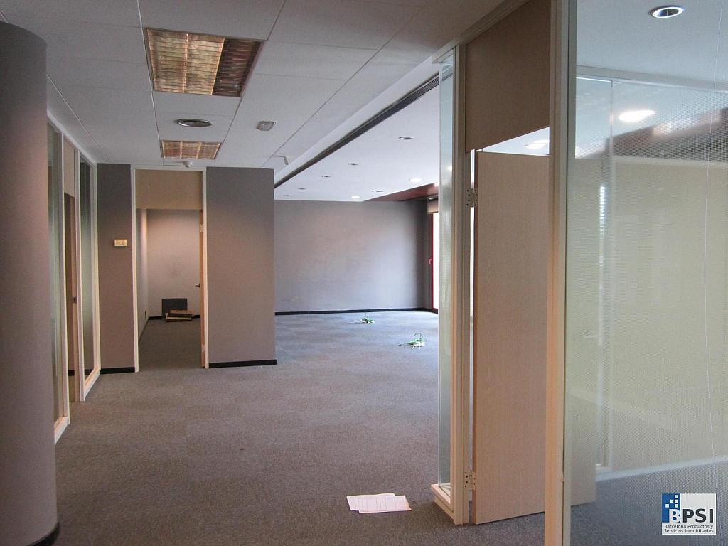 Oficina en alquiler en Eixample dreta en Barcelona - 288374913