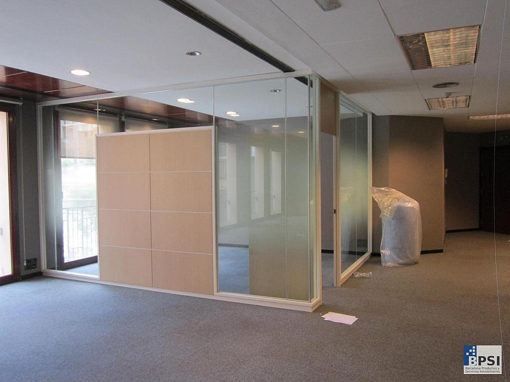 Oficina en alquiler en Eixample dreta en Barcelona - 288374931