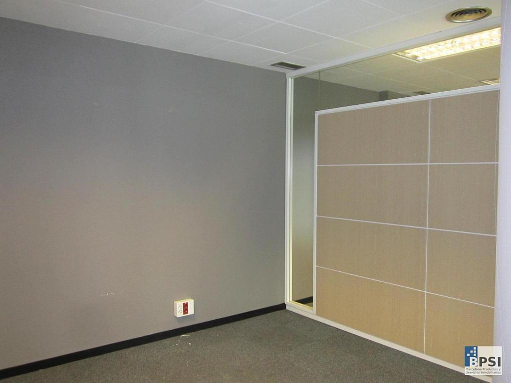 Oficina en alquiler en Eixample dreta en Barcelona - 288374934