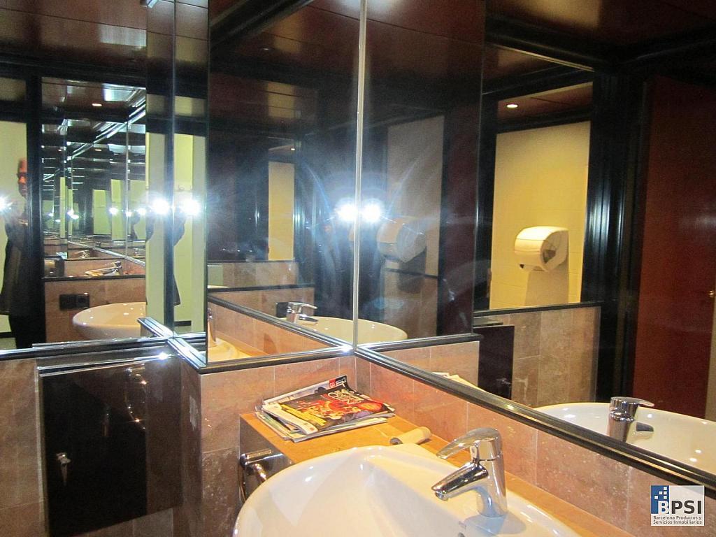Oficina en alquiler en Eixample dreta en Barcelona - 288374946