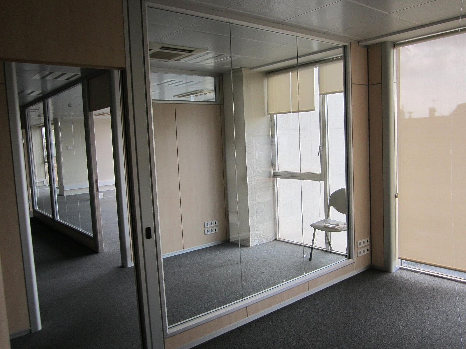Oficina en alquiler en Eixample dreta en Barcelona - 320643081
