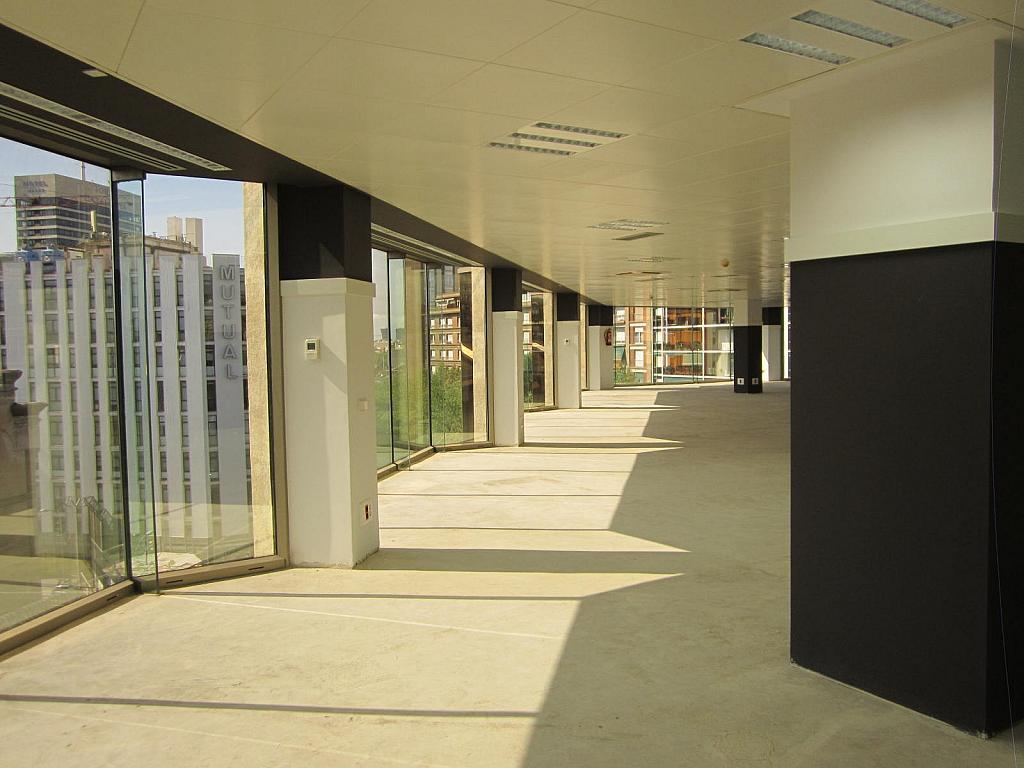 Oficina en alquiler en calle Josep Tarradellas, Eixample esquerra en Barcelona - 330743449