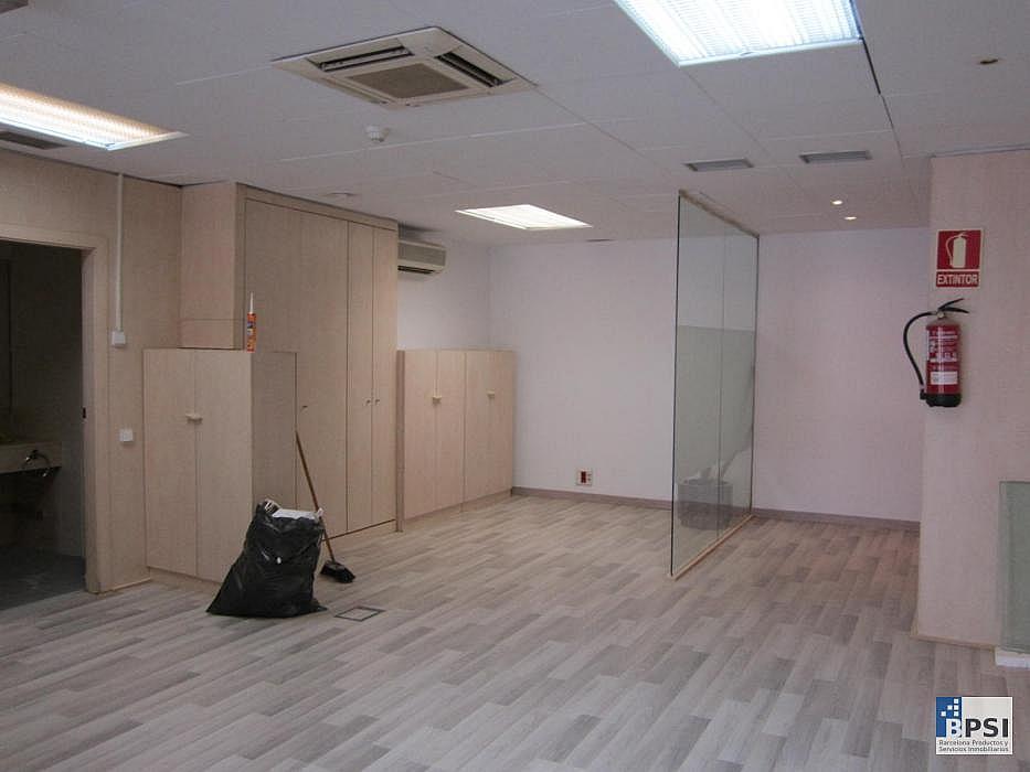 - Oficina en alquiler en Eixample dreta en Barcelona - 221717563