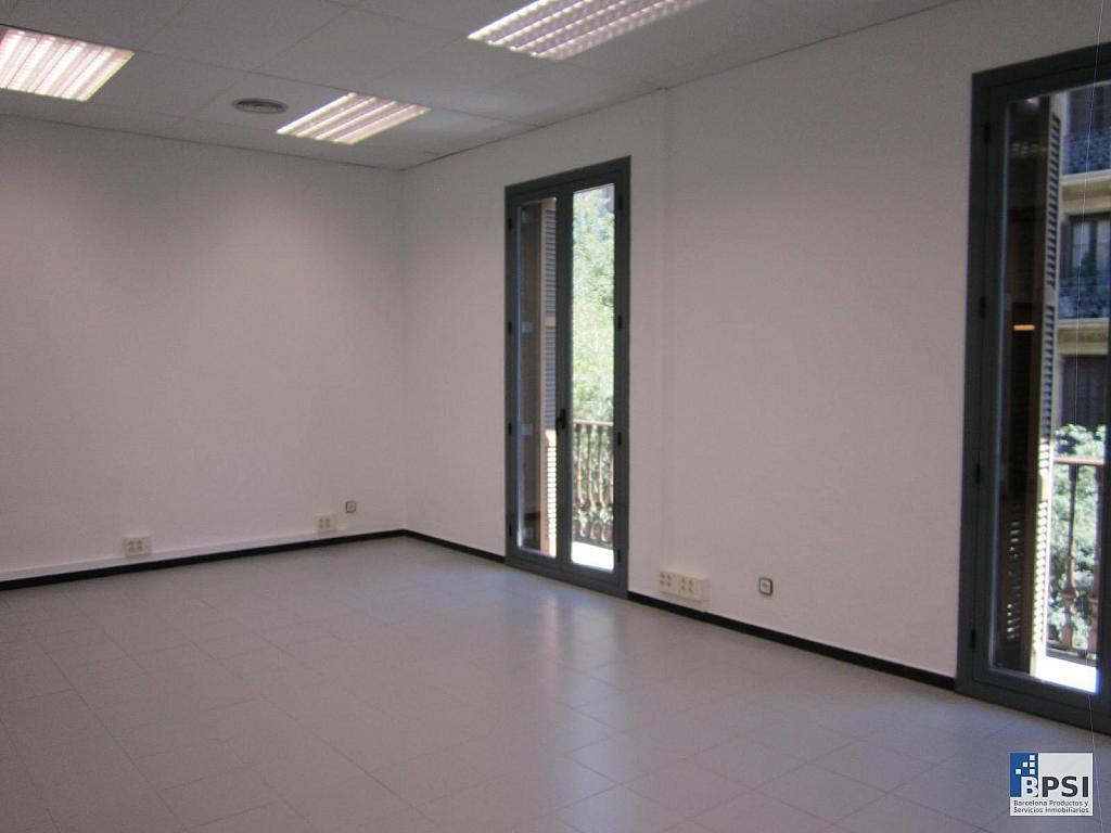 Oficina en alquiler en Eixample dreta en Barcelona - 300646994