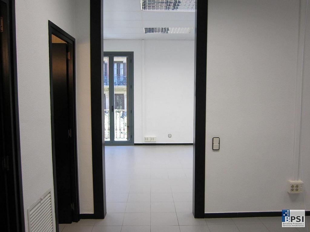Oficina en alquiler en Eixample dreta en Barcelona - 300647000