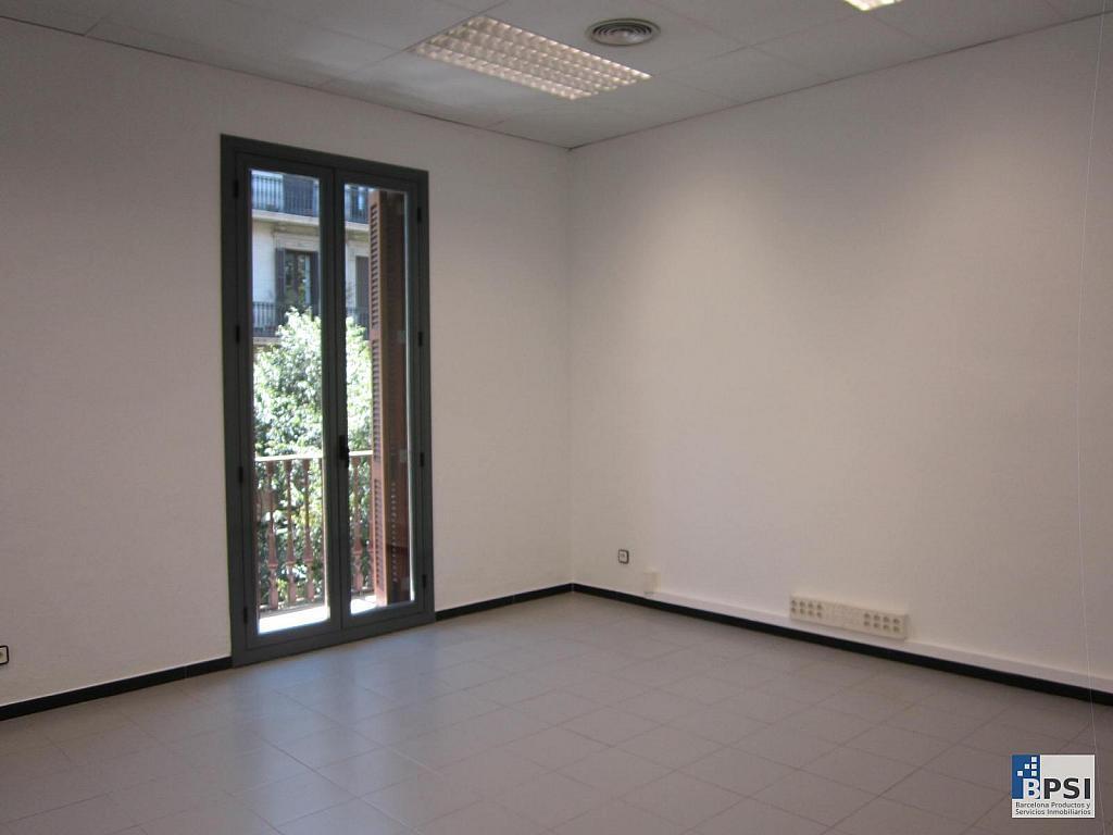 Oficina en alquiler en Eixample dreta en Barcelona - 300647024