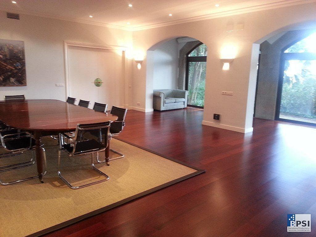 - Casa en alquiler en Pedralbes en Barcelona - 230173046