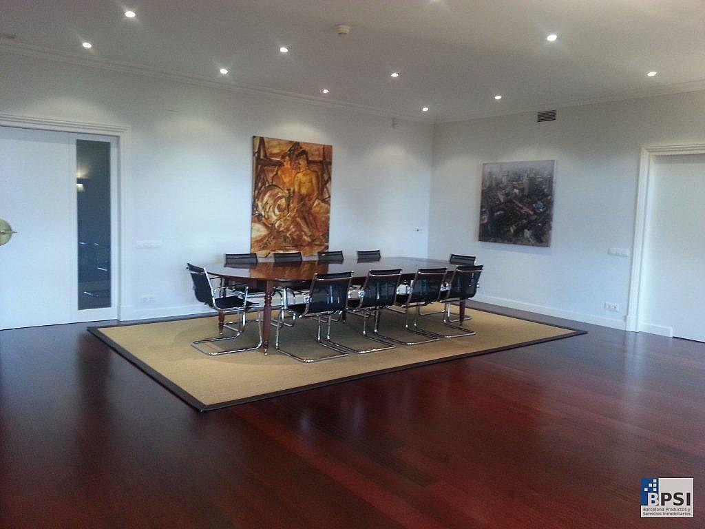 - Casa en alquiler en Pedralbes en Barcelona - 230173049