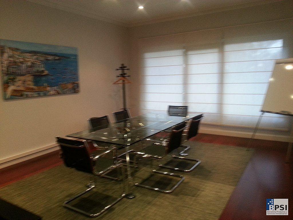 - Casa en alquiler en Pedralbes en Barcelona - 230173052