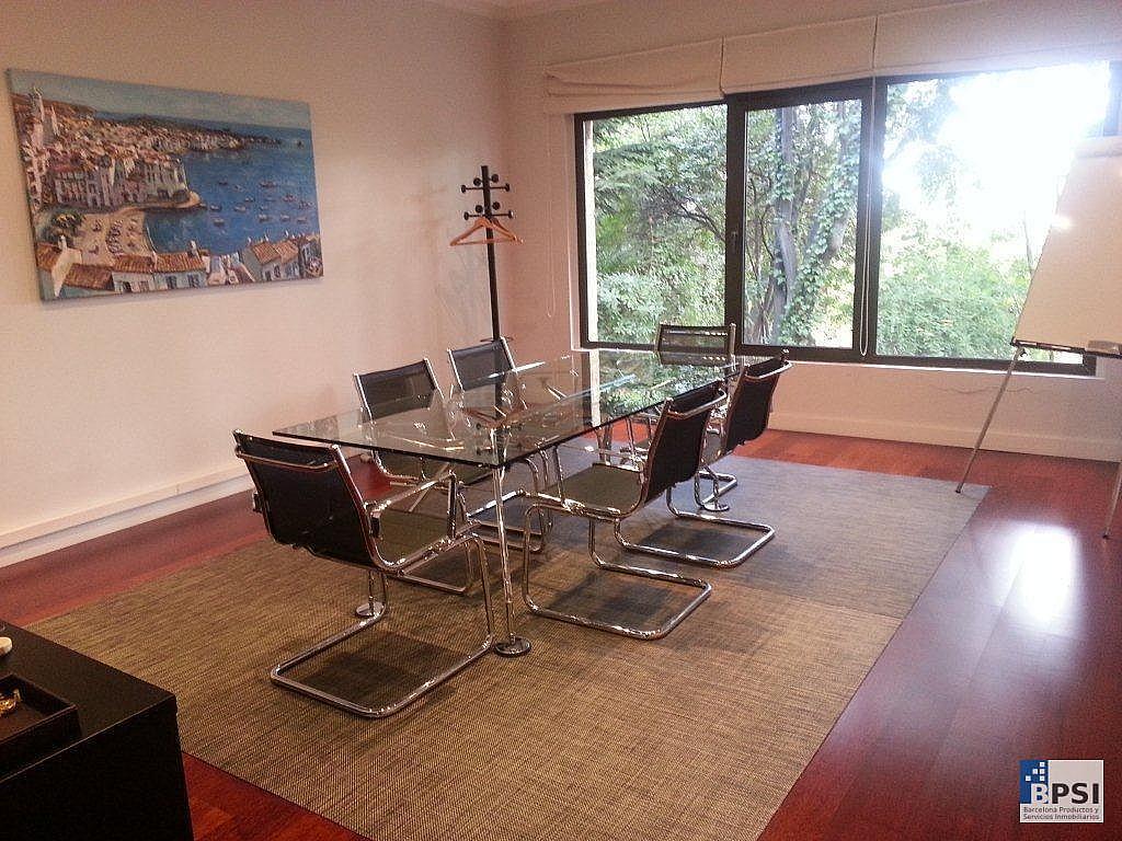 - Casa en alquiler en Pedralbes en Barcelona - 230173061