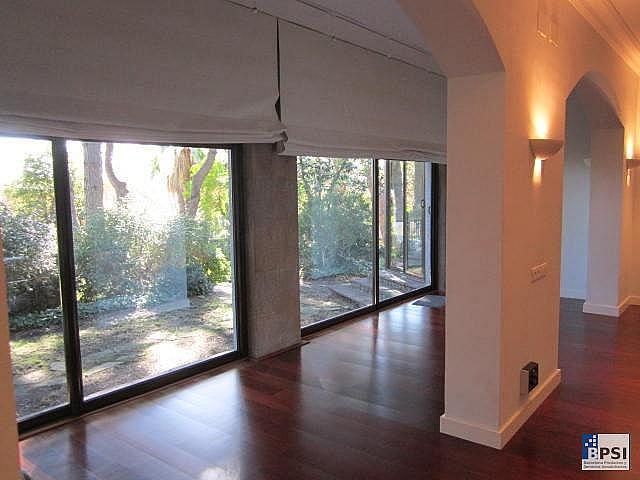 - Casa en alquiler en Pedralbes en Barcelona - 230173073