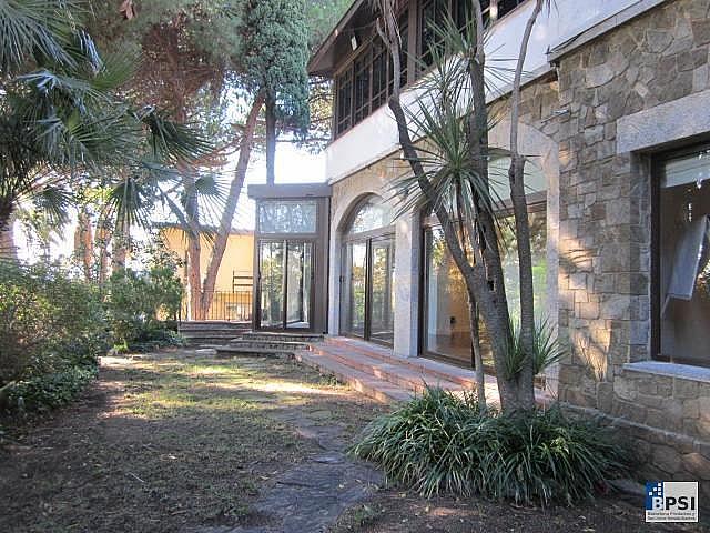 - Casa en alquiler en Pedralbes en Barcelona - 230173079