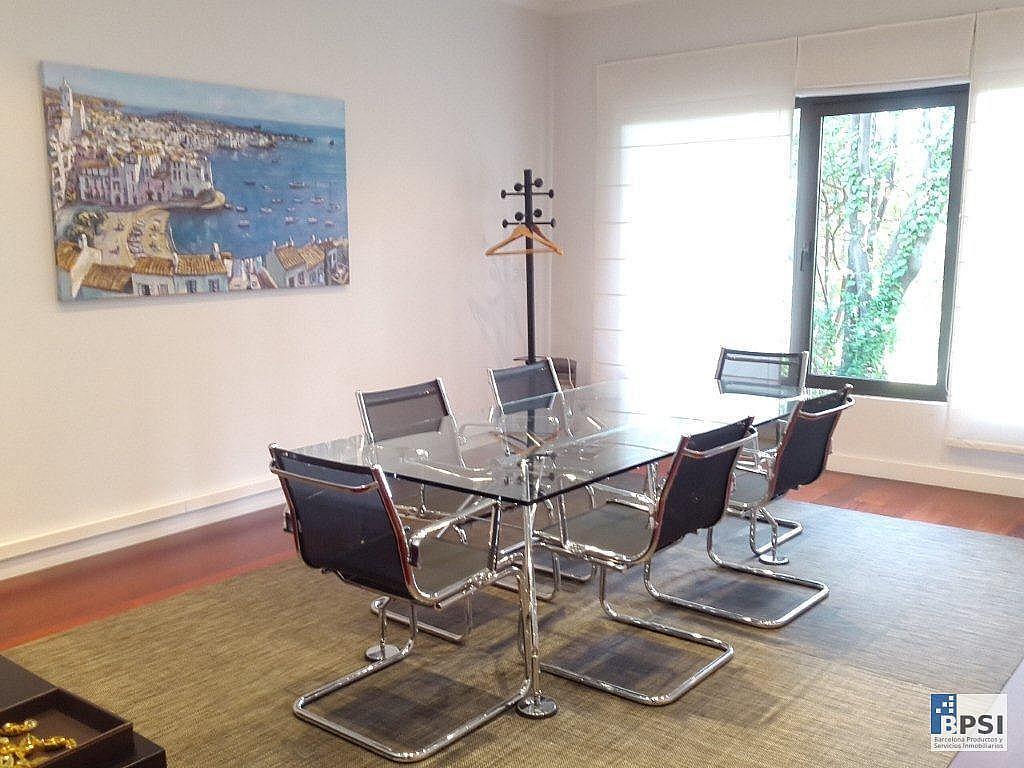 - Casa en alquiler en Pedralbes en Barcelona - 230173142