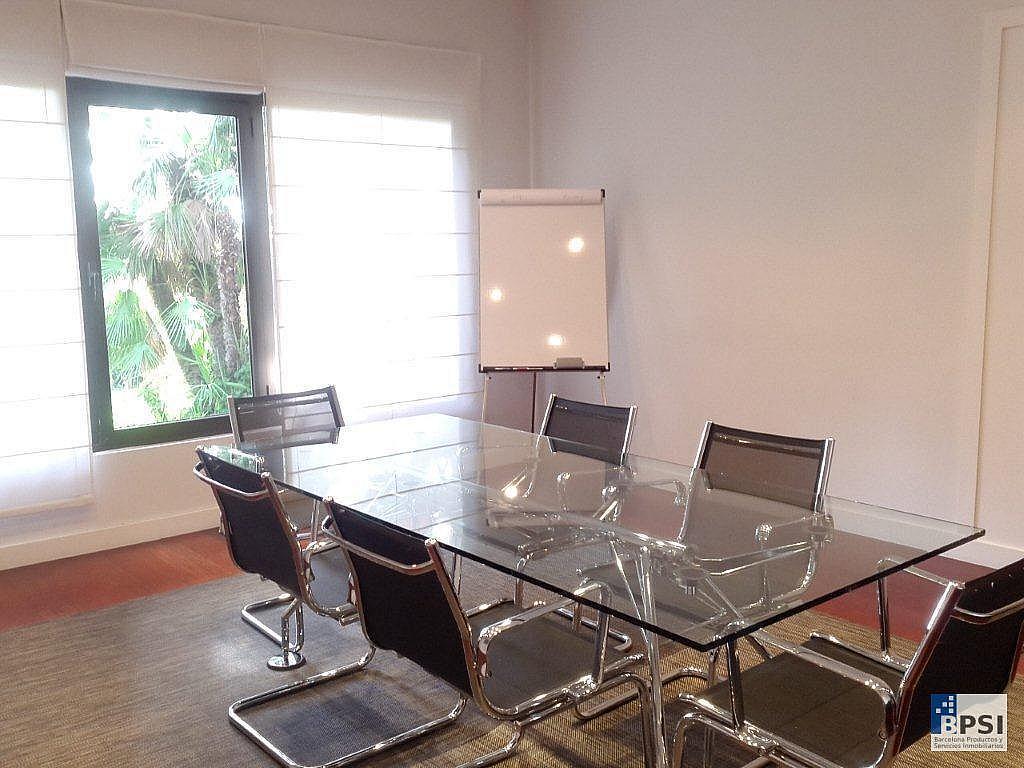 - Casa en alquiler en Pedralbes en Barcelona - 230173145