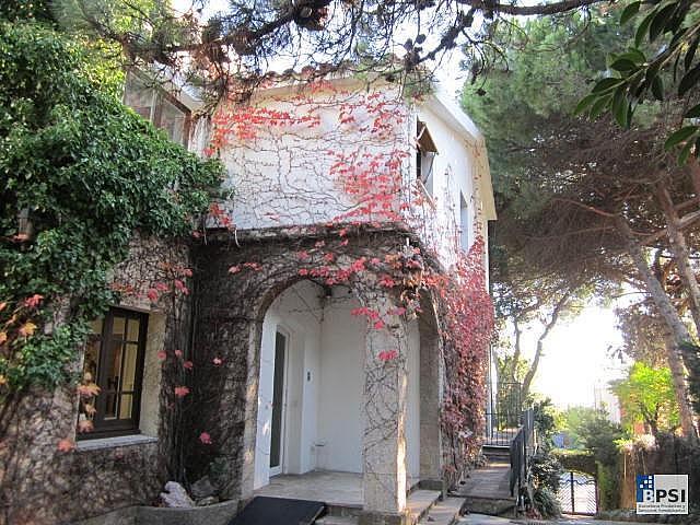 - Casa en alquiler en Pedralbes en Barcelona - 230173154