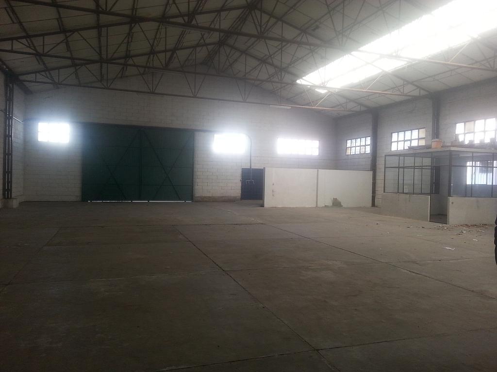 Nave industrial en alquiler en calle Campo Azalvaro, Ávila - 258915869