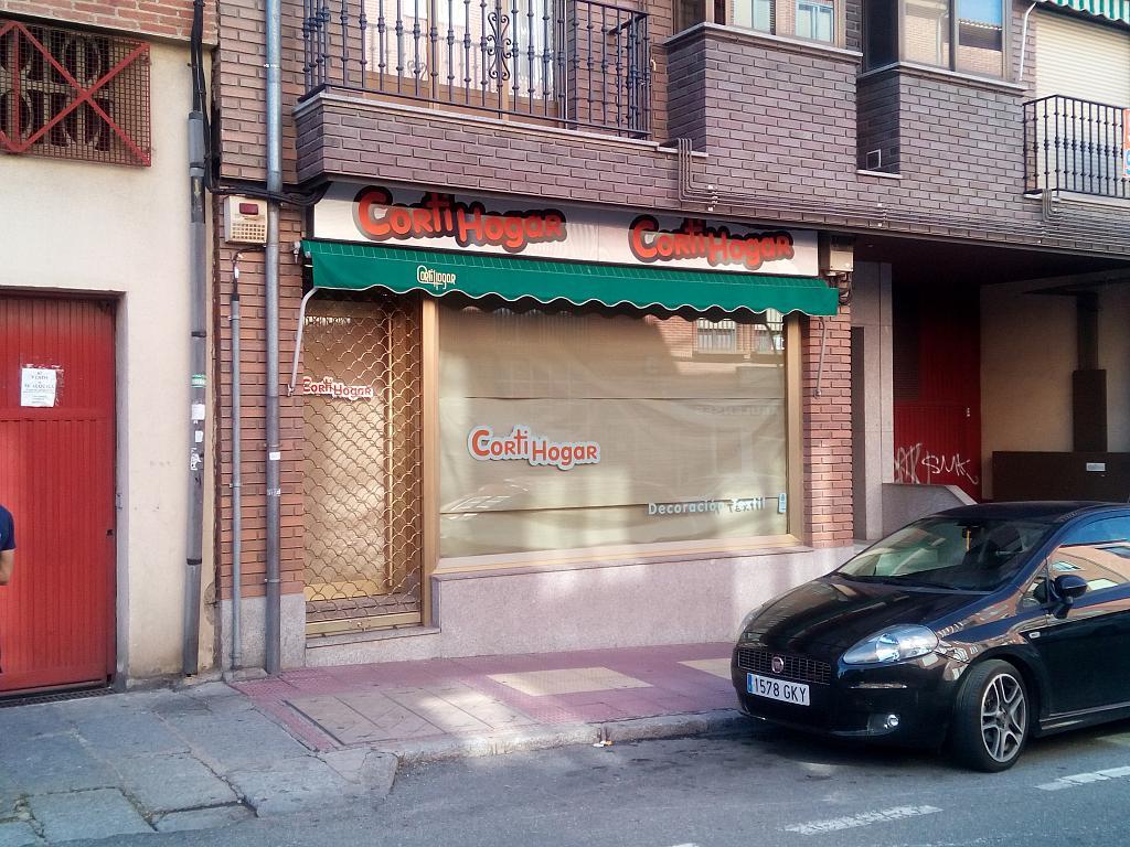 Fachada - Local en alquiler en calle Nuestra Señora Sonsoles, La Toledana en Ávila - 295370478