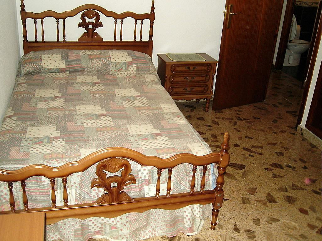 Dormitorio - Piso en alquiler en calle Fray Gil, Las Vacas-Sur en Ávila - 326240836