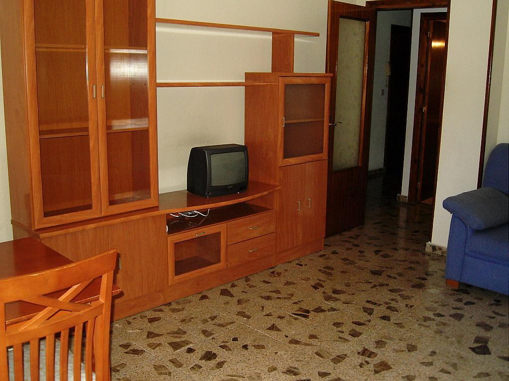 Salón - Piso en alquiler en calle Fray Gil, Las Vacas-Sur en Ávila - 326240838