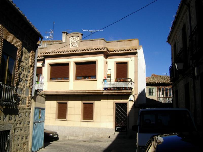Fachada - Piso en alquiler en calle Pocillo, Ávila - 51120771