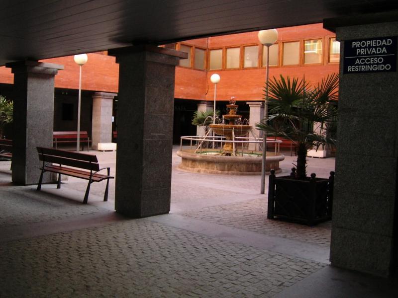Detalles - Local comercial en alquiler en calle Duque de Alba, Ávila - 104722900
