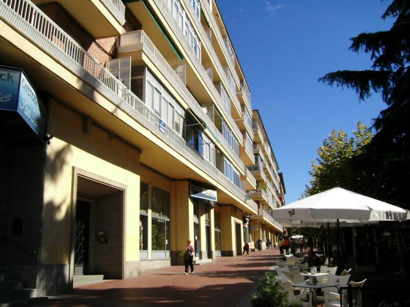 Fachada - Piso en alquiler en paseo San Roque, Ávila - 117069559