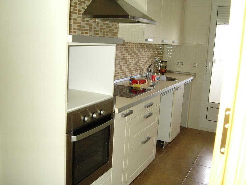 Cocina - Piso en alquiler en calle Antonio Vivaldi, Ávila - 118141895