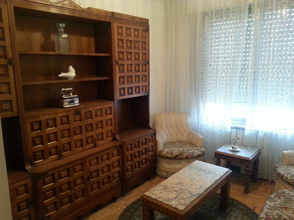 Salón - Piso en alquiler en calle Reina Isabel, Ávila - 127830533