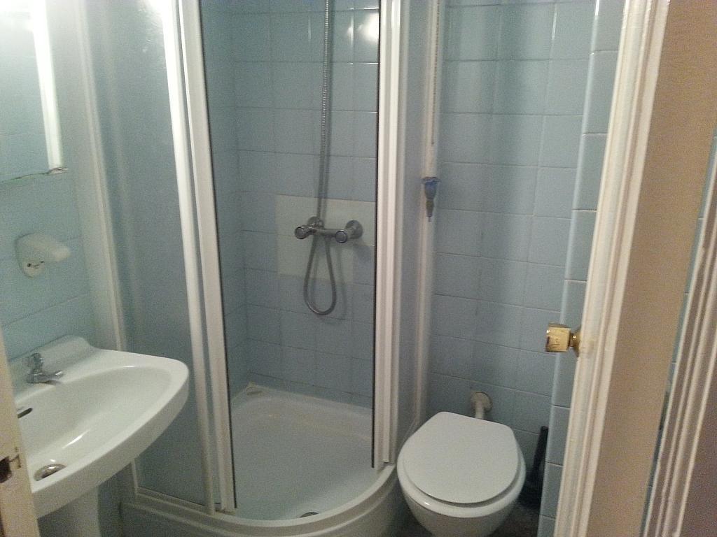 Baño - Piso en alquiler en calle Reina Isabel, Ávila - 127830535