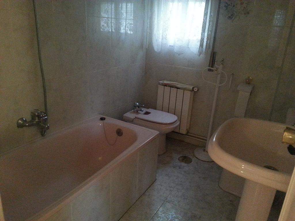 Baño - Piso en alquiler en calle Reina Isabel, Ávila - 127830559