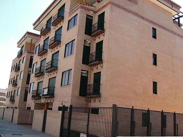 Fachada - Apartamento en alquiler en calle Siempreviva, Ávila - 144029624