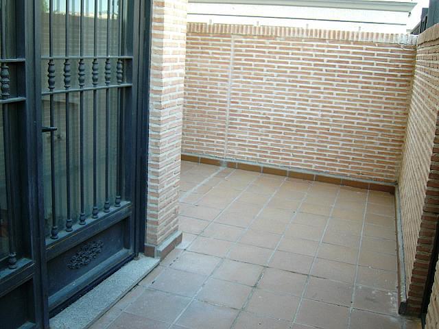 Patio - Apartamento en alquiler en calle Siempreviva, Ávila - 144029625