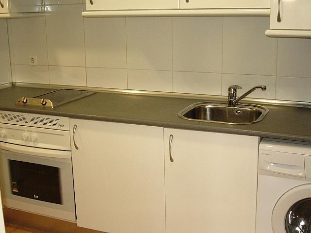 Cocina - Apartamento en alquiler en calle Siempreviva, Ávila - 144029793