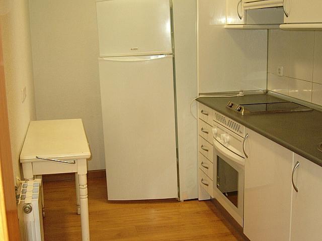 Cocina - Apartamento en alquiler en calle Siempreviva, Ávila - 144029891