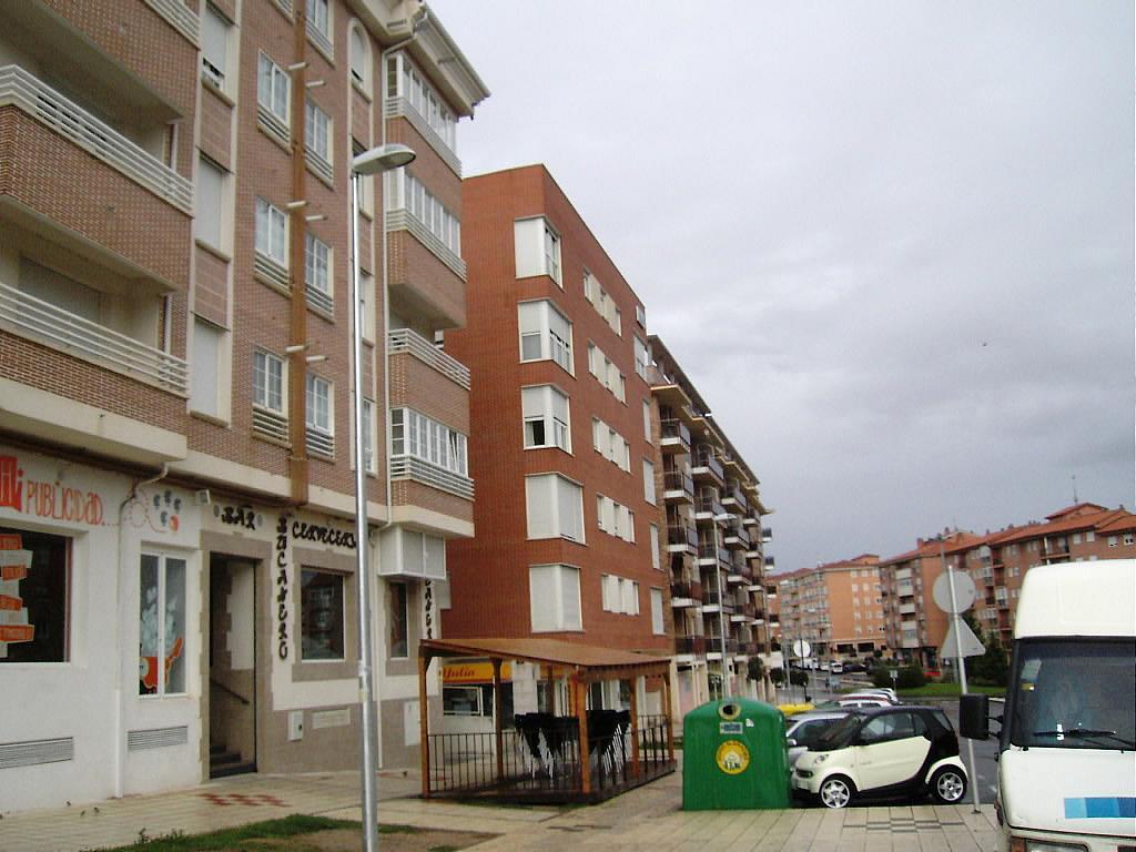 Fachada - Apartamento en alquiler en calle Agustin Rodriguez Sahagún, Ávila - 157850384