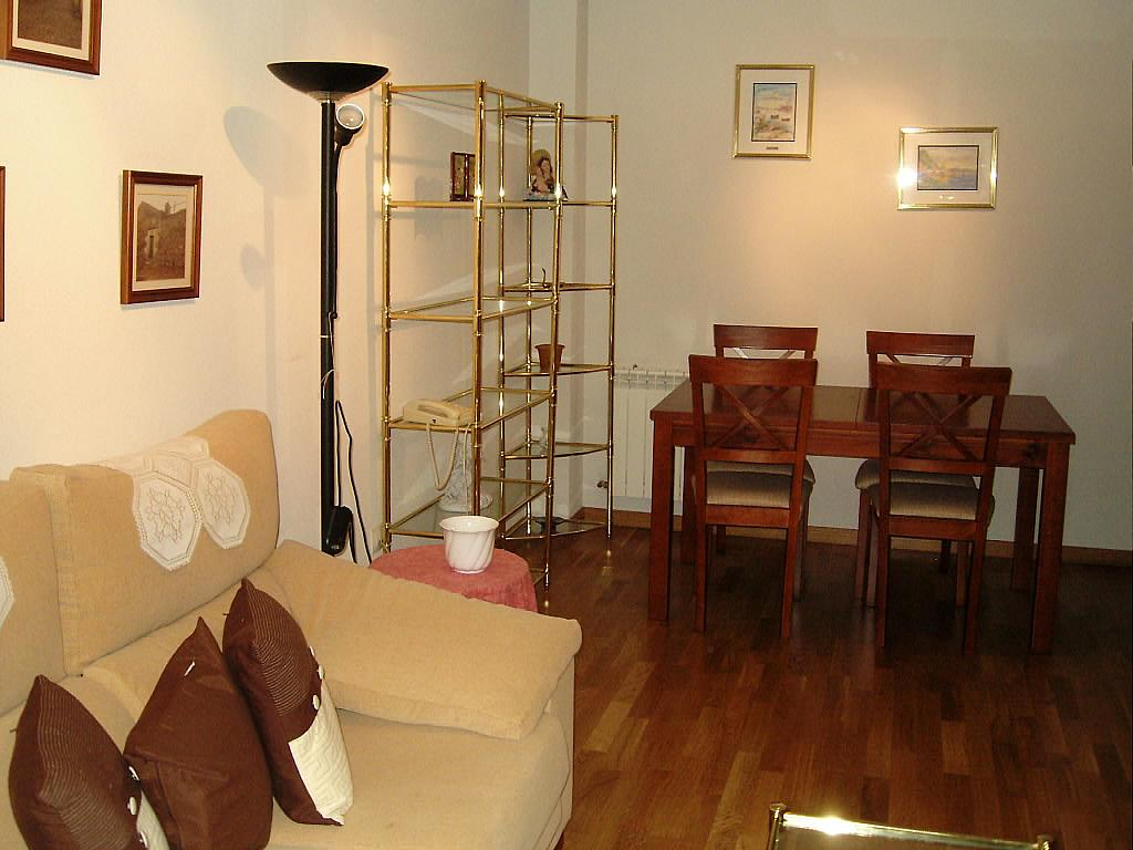 Salón - Apartamento en alquiler en calle Agustin Rodriguez Sahagún, Ávila - 157850403