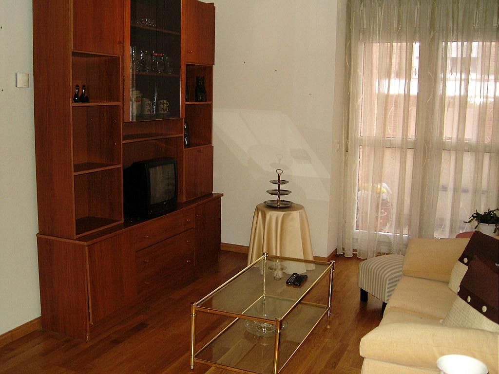 Salón - Apartamento en alquiler en calle Agustin Rodriguez Sahagún, Ávila - 157850414