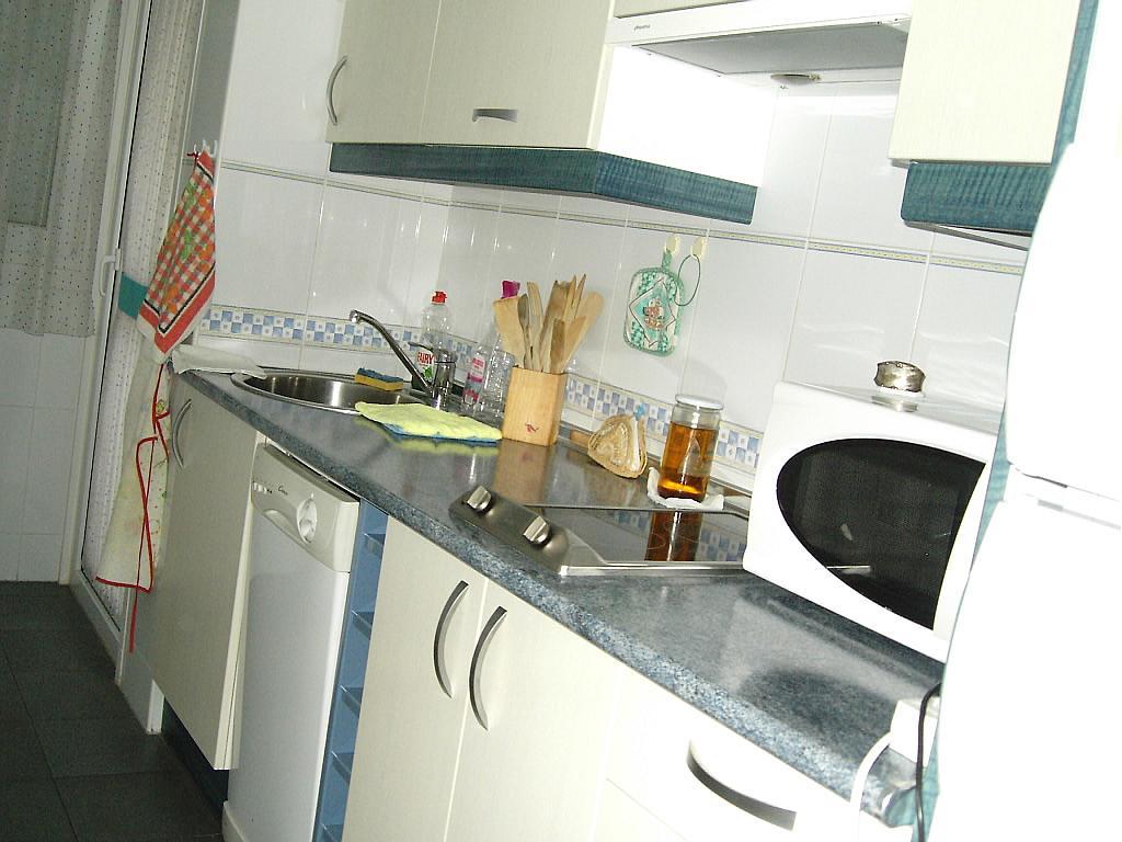 Cocina - Apartamento en alquiler en calle Agustin Rodriguez Sahagún, Ávila - 157850422