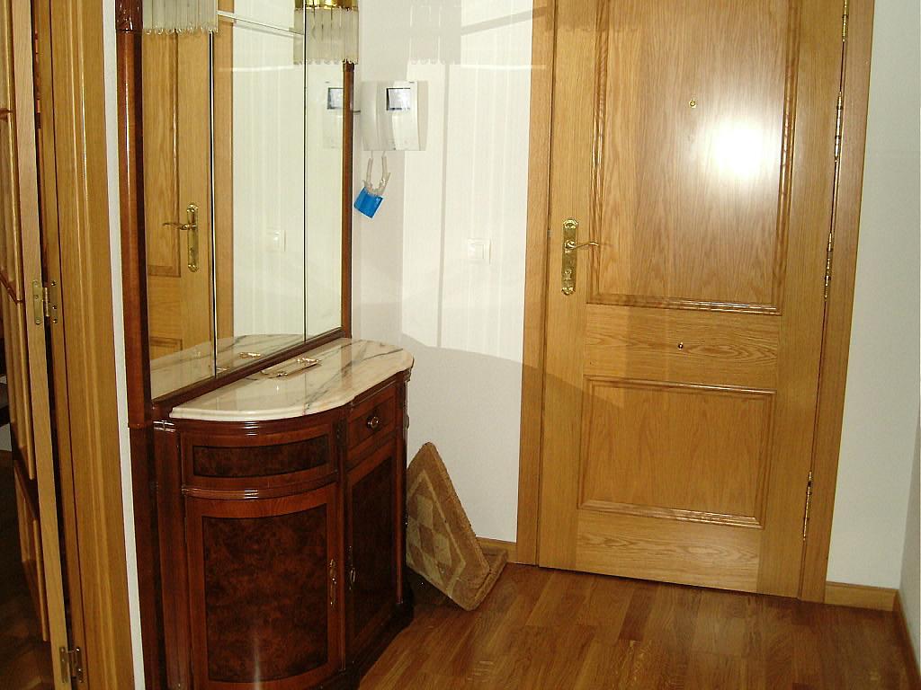 Vestíbulo - Apartamento en alquiler en calle Agustin Rodriguez Sahagún, Ávila - 157850431