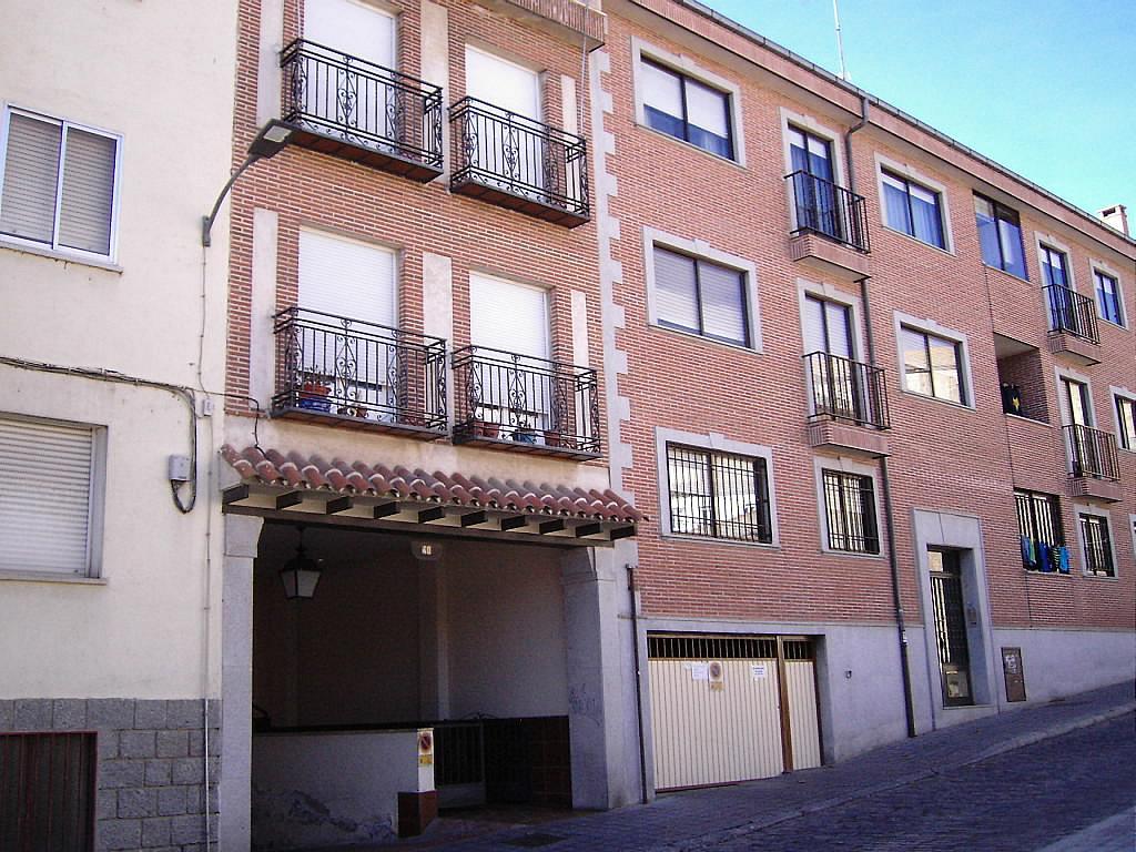 Fachada - Apartamento en alquiler en calle Francisco Gallego, Ávila - 173629957