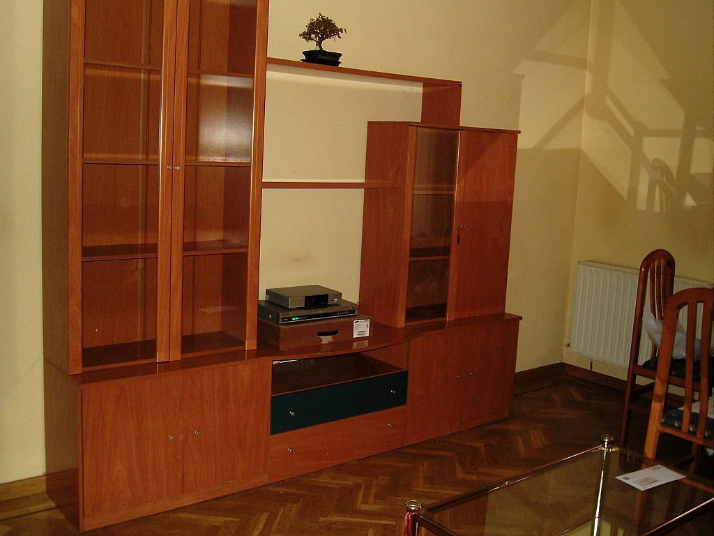 Salón - Apartamento en alquiler en calle Francisco Gallego, Ávila - 173629962
