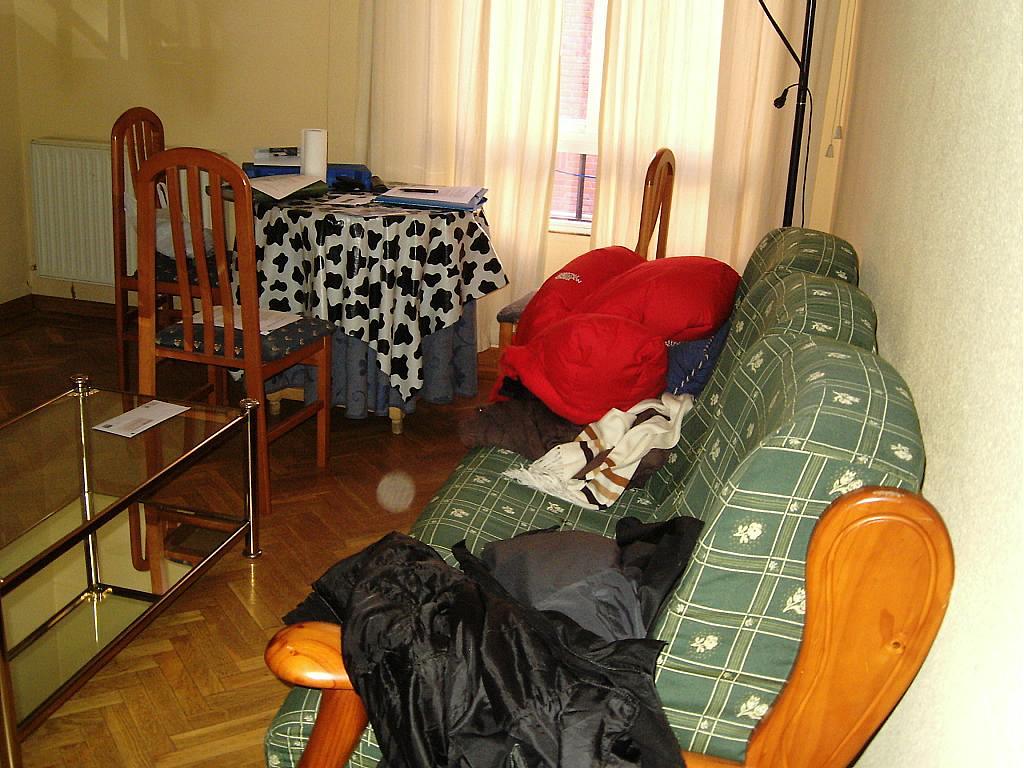 Salón - Apartamento en alquiler en calle Francisco Gallego, Ávila - 173629970