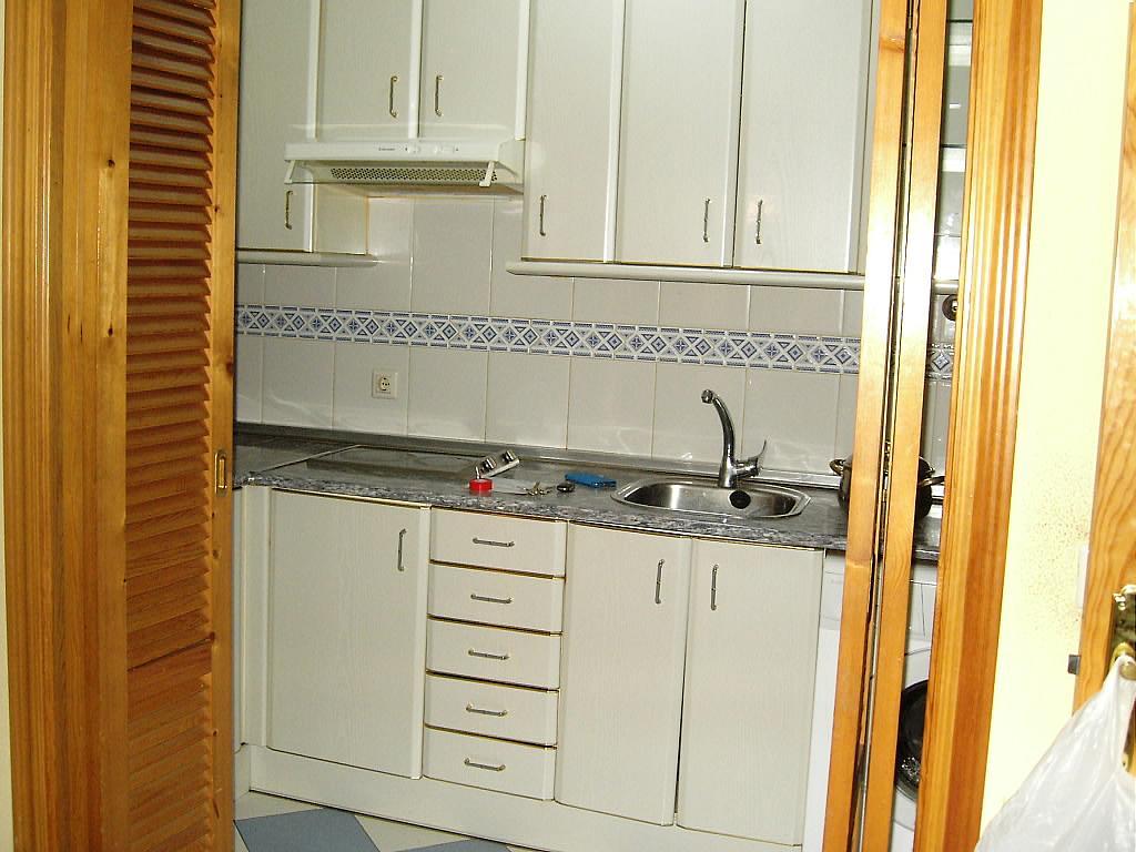 Cocina - Apartamento en alquiler en calle Francisco Gallego, Ávila - 173629980