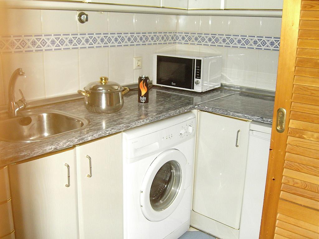 Cocina - Apartamento en alquiler en calle Francisco Gallego, Ávila - 173629987
